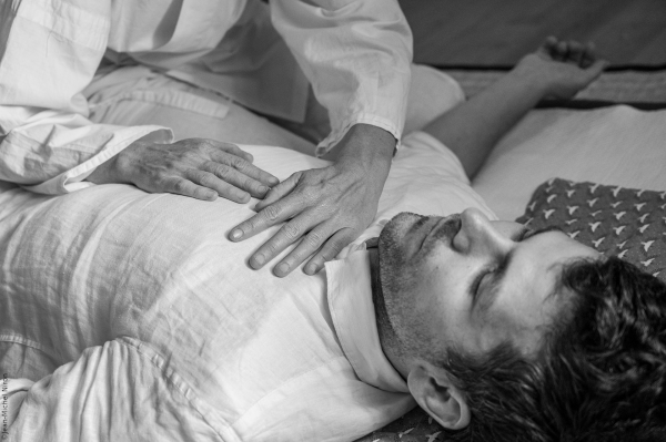 Shiatsu Perrine Vincent Redon - Manoeuvre de résonance- Jean-Michel Niron